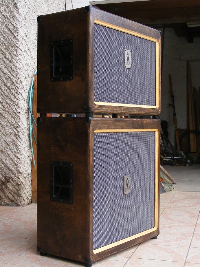 Guitar Cabs   THRONE Custom